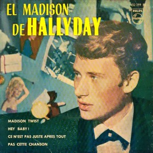 Hallyday, Johnny - Philips432 799 BE