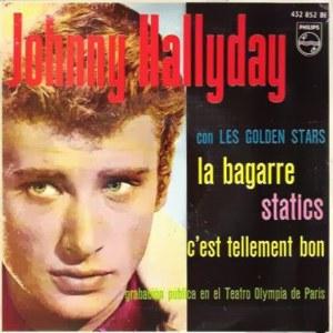 Hallyday, Johnny - Philips432 852 BE