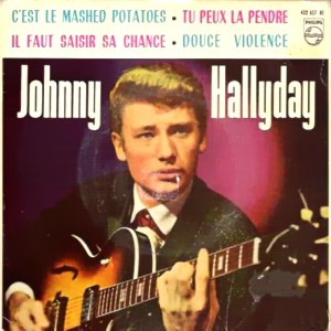 Hallyday, Johnny - Philips432 857 BE