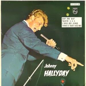 Hallyday, Johnny - Philips432 858 BE
