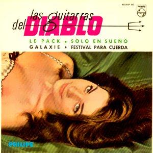 Guitarras Del Diablo, Las - Philips432 927 BE