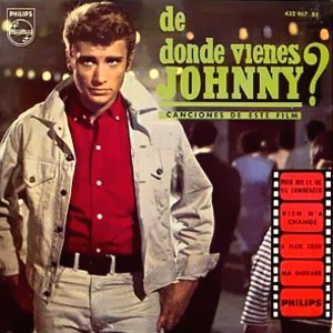 Hallyday, Johnny - Philips432 967 BE