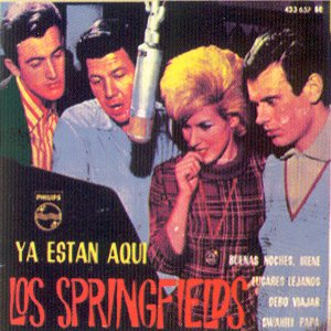 Springfields, The - Philips433 657 BE