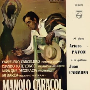 Caracol, Manolo - Philips 433 843 PE