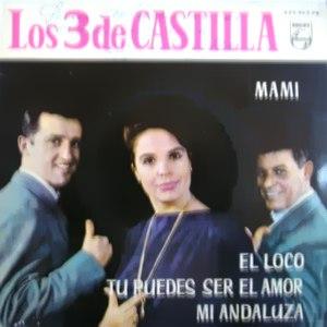 Tres De Castilla, Los - Philips433 863 PE