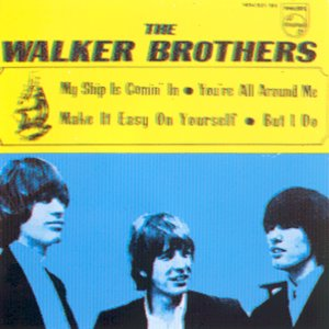 Walker Brothers, The - Philips434 565 BE
