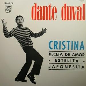 Dante Duval - Philips434 629 PE
