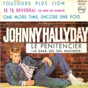 Hallyday, Johnny - Philips434 955 BE