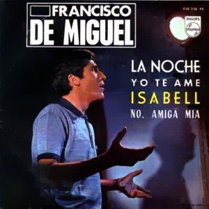 Miguel, Francisco De - Philips436 338 PE