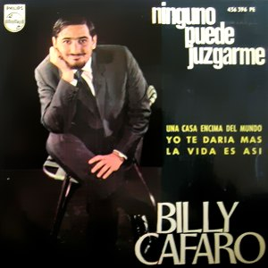 Cafaro, Billy - Philips 436 396 PE