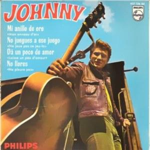 Hallyday, Johnny - Philips437 126 BE