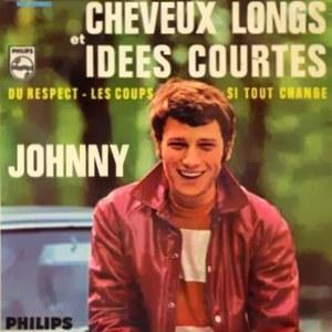 Hallyday, Johnny - Philips437 228 BE