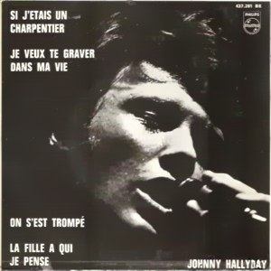 Hallyday, Johnny - Philips437 281 BE
