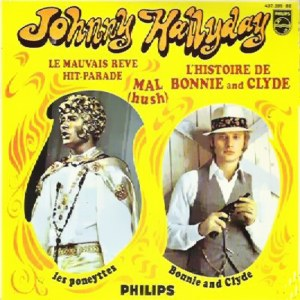Hallyday, Johnny - Philips437 395 BE