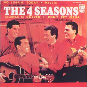 Four Seasons, The - Philips452 028 BE