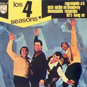 Four Seasons, The - Philips452 053 BE