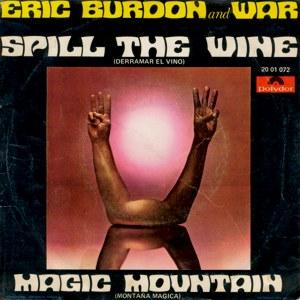 Eric Burdon - Polydor20 01 072