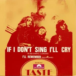 Taste - Polydor20 58 017