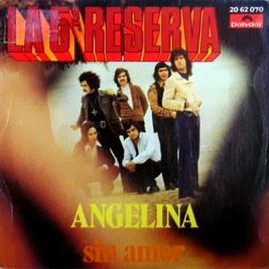 5ª Reserva, La - Polydor20 62 070