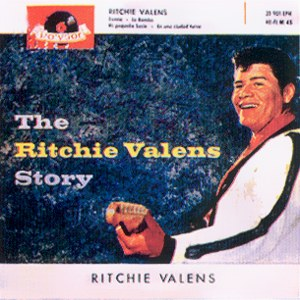 Valens, Ritchie - Polydor 21 901 EPH