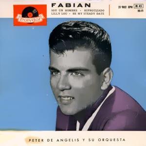 Fabian - Polydor21 902 EPH
