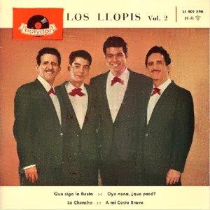 Llopis, Los - Polydor21 909 EPH