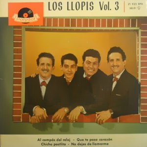 Llopis, Los - Polydor21 923 EPH