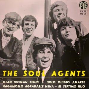 Soul Agents, The - PYEPYEP 2.065