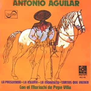 Aguilar, Antonio - ZafiroMZ 45