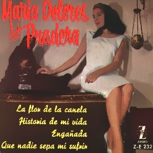 Pradera, María Dolores - ZafiroZ-E 232