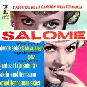 Salomé - ZafiroZ-E 462