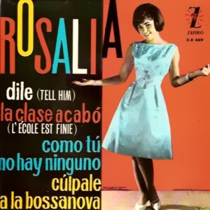Rosalía - ZafiroZ-E 469
