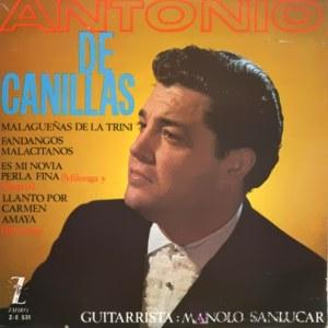 Canillas, Antonio De