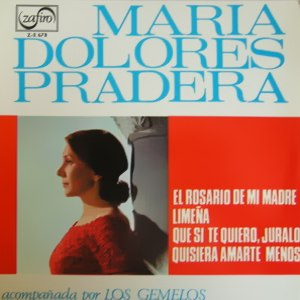Pradera, María Dolores - ZafiroZ-E 678