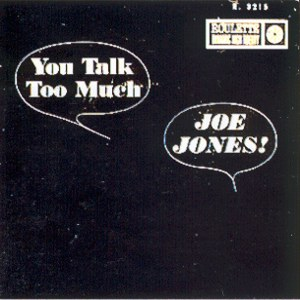Jones, Joe