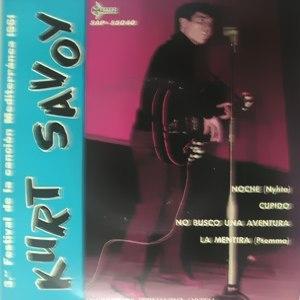 Savoy, Kurt