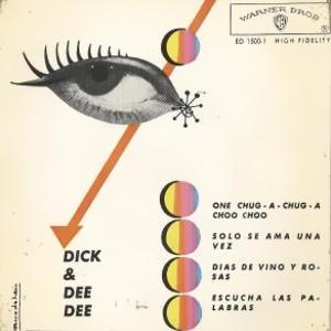 Dick And Dee Dee - Warner BrossED 1500-1