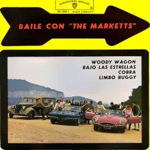 Marketts, The - Warner BrossED 1509-1