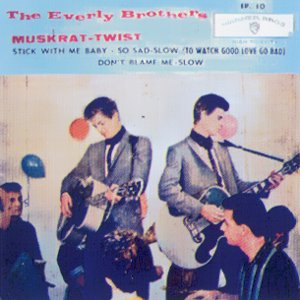 Everly Brothers, The - Warner Bross EP 10