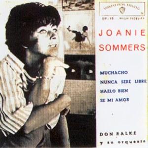 Sommers, Joanie - Warner BrossEP 18