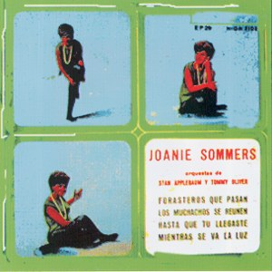 Sommers, Joanie - Warner BrossEP 29