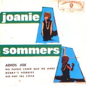 Sommers, Joanie - Warner BrossEP 33