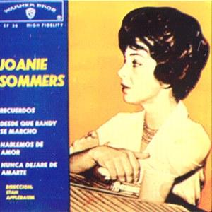Sommers, Joanie - Warner BrossEP 38