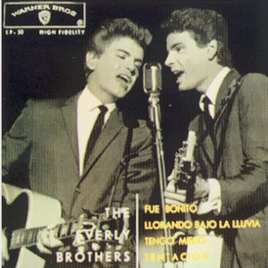 Everly Brothers, The - Warner Bross EP 50