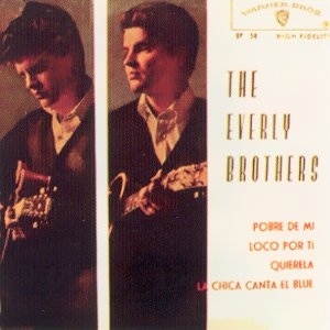 Everly Brothers, The - Warner Bross EP 58