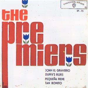 Premiers, The - Warner BrossEP 73