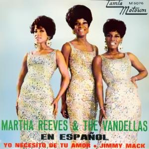 Reeves And The Vandellas, Martha