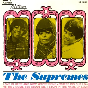 Supremes, The - Tamla Motown M 7001