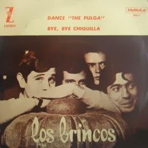 Brincos, Los - Novola (Zafiro)NO- 1