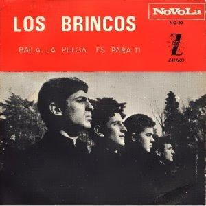 Brincos, Los - Novola (Zafiro)NO-10